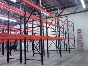 Pallet Racking Removal - Lakewood, WA