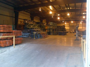 We Buy Used Racking - Bellevue, WA