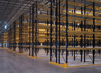 Used Pallet Rack Verticals Seattle, WA